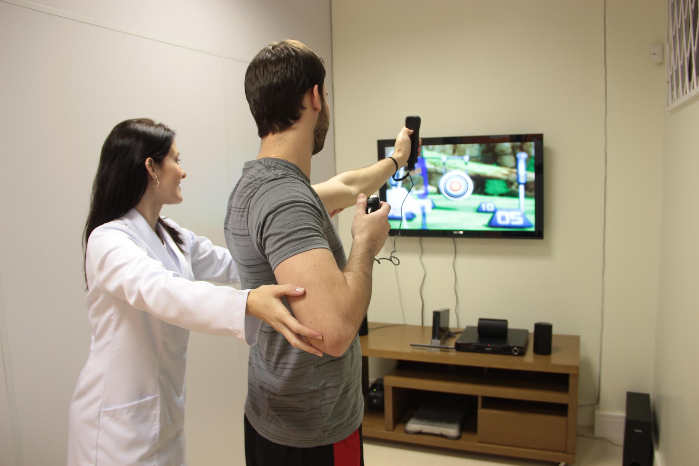 Realidade Virtual Pode Ajudar Vítimas de AVC