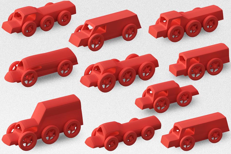 Pesquisadores do MIT criam ferramenta interativa para customizar projetos para impressão em 3D