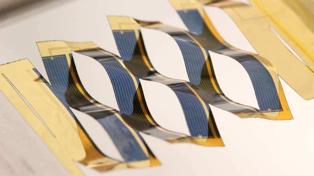 A arte Kirigami inspira uma ideia genial para os painéis solares