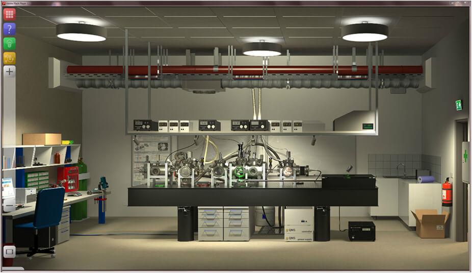 Universidade de Viena cria laboratório quântico que você pode acessar online e gratuitamente