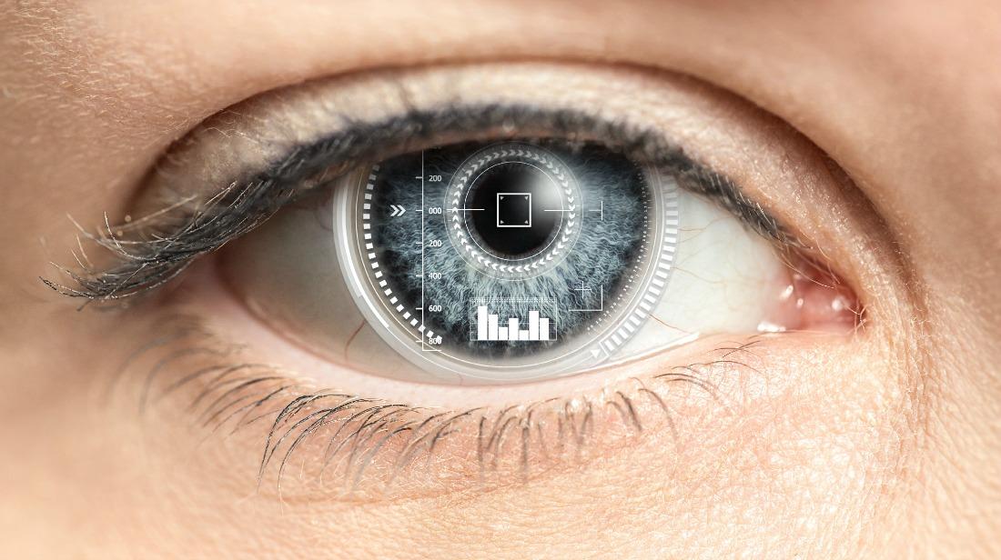 Olho biônico vai enviar imagens direto para o cérebro