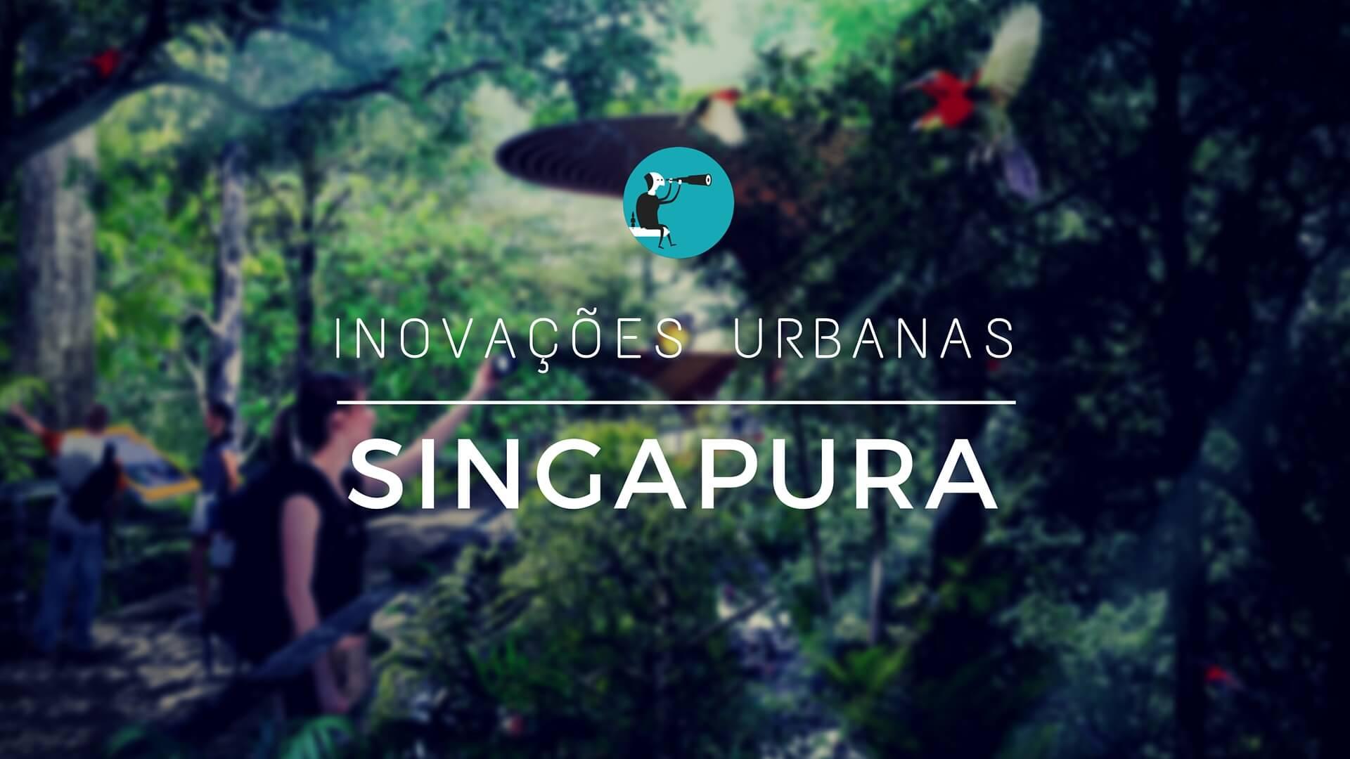 Singapura receberá um corredor verde de 24 km