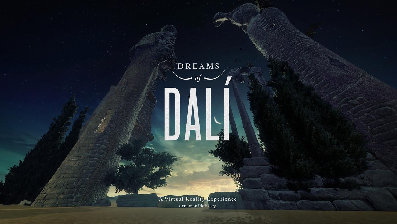 O mundo surreal de Salvador Dalí em realidade virtual