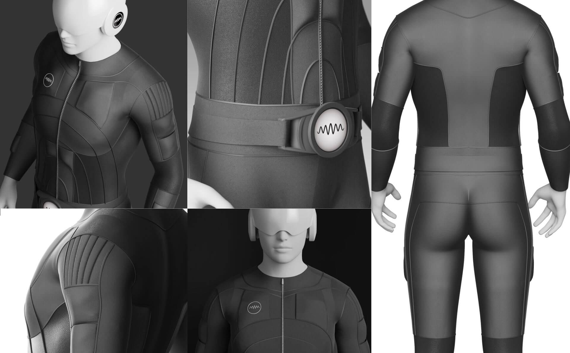 Teslasuit: o primeiro traje completo que faz você sentir a realidade virtual