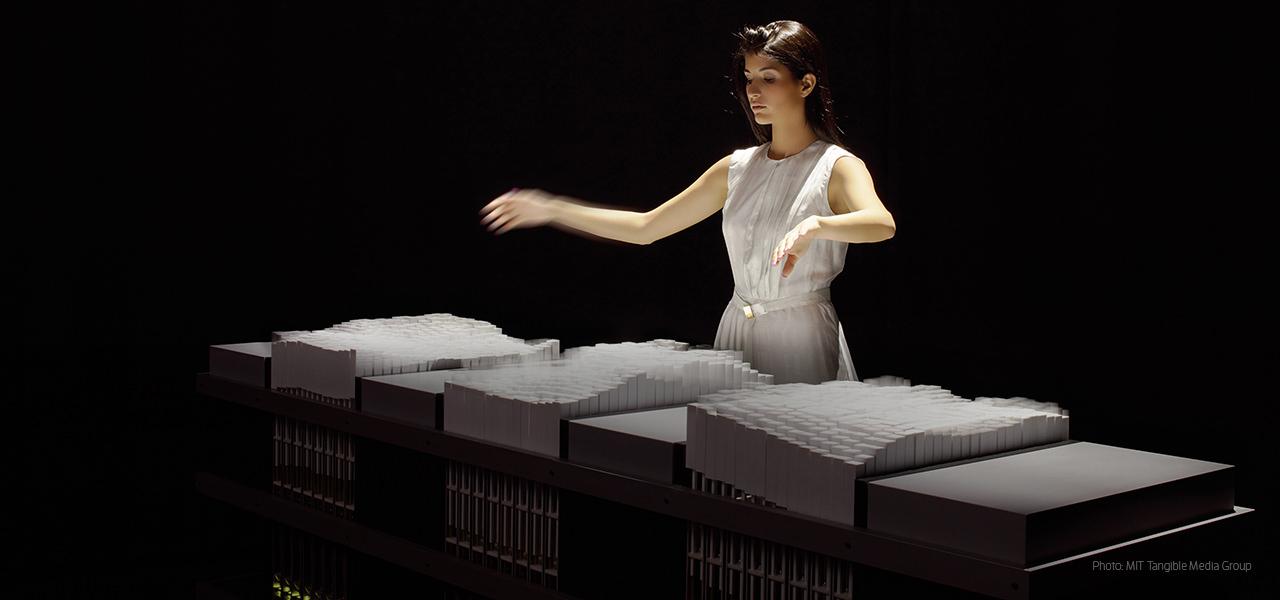 A tecnologia transmorfa mudará a forma como interagimos com as coisas físicas e digitais