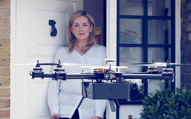 Google planeja criar drones que conversam com você