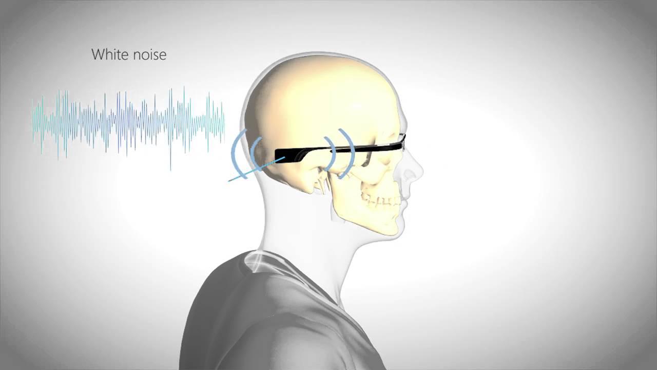 Ecos do crânio podem ser a nova senha para a Realidade Aumentada