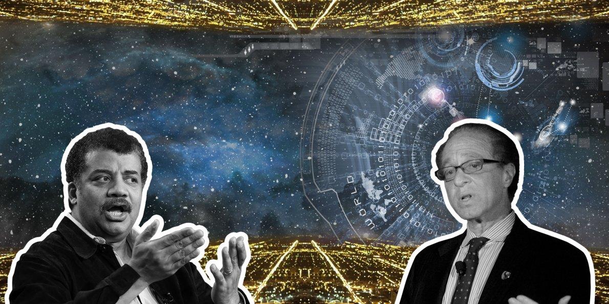 Neil deGrasse Tyson & Ray Kurzweil: a melhor entrevista de futurismo de 2016