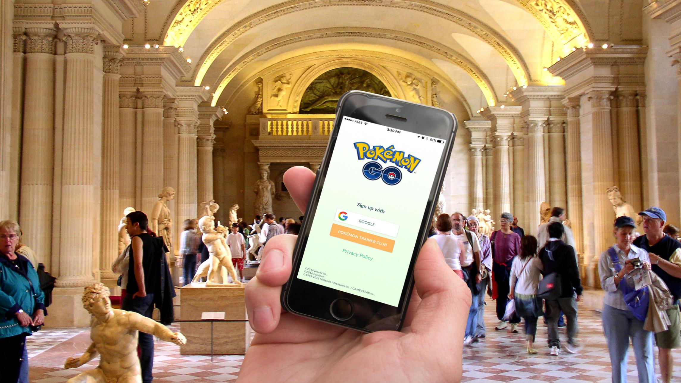 Pokémon GO: mais do que um hype, uma ferramenta revolucionária