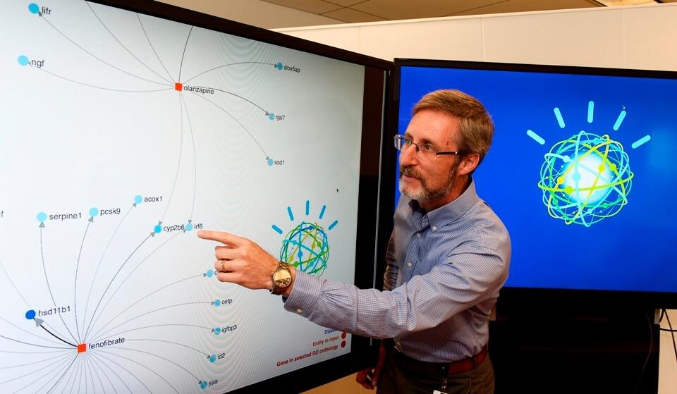 Jon Simon/Feature Photo Service for IBM