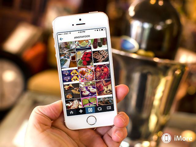 Google Quer Contar as Calorias das Fotos no Instagram