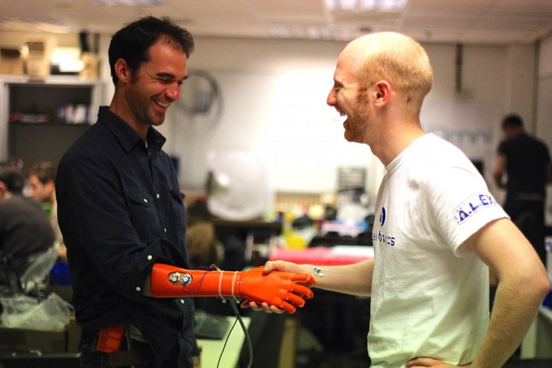 Open Bionics: uma disruptura com produtos inovadores