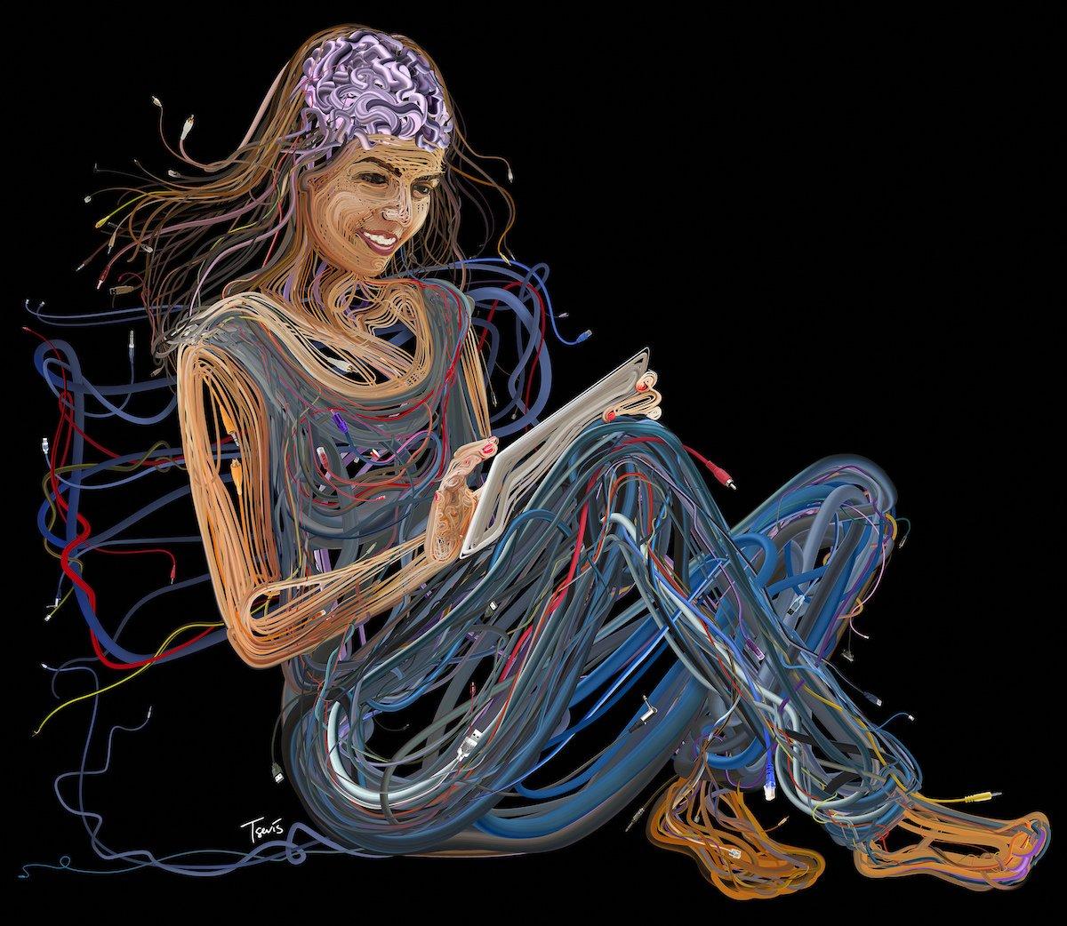 Um futuro em que os remédios serão substituídos por estímulos neurais