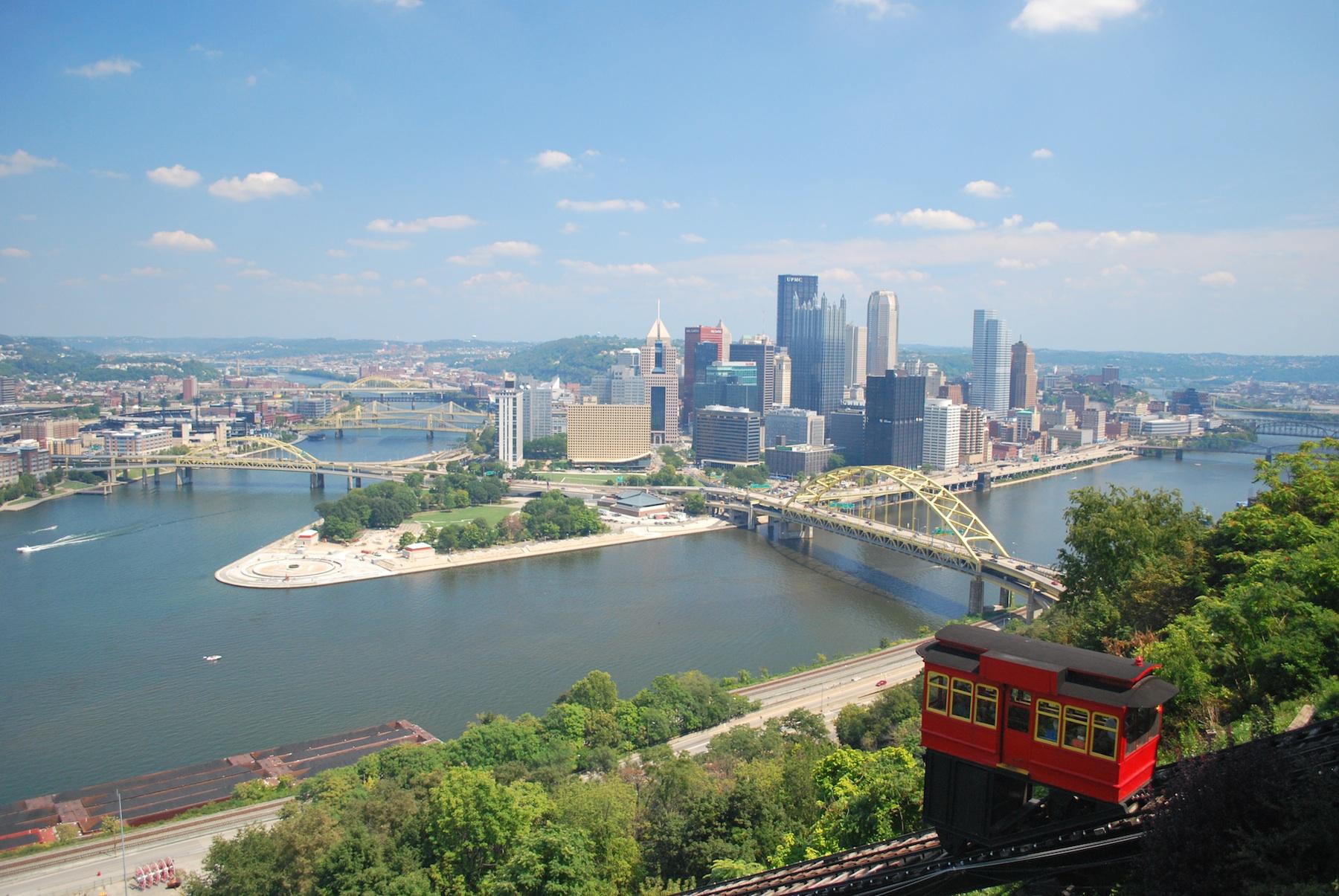 Como a cidade de Pittsburgh preencheu os cargos públicos com uma equipe talentosa e diversificada