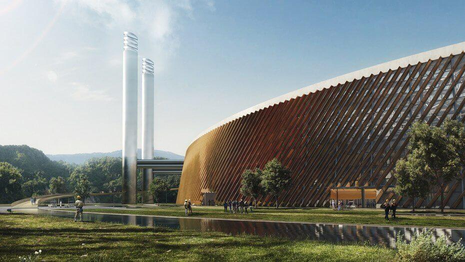A maior usina de transformação de resíduos em energia do mundo