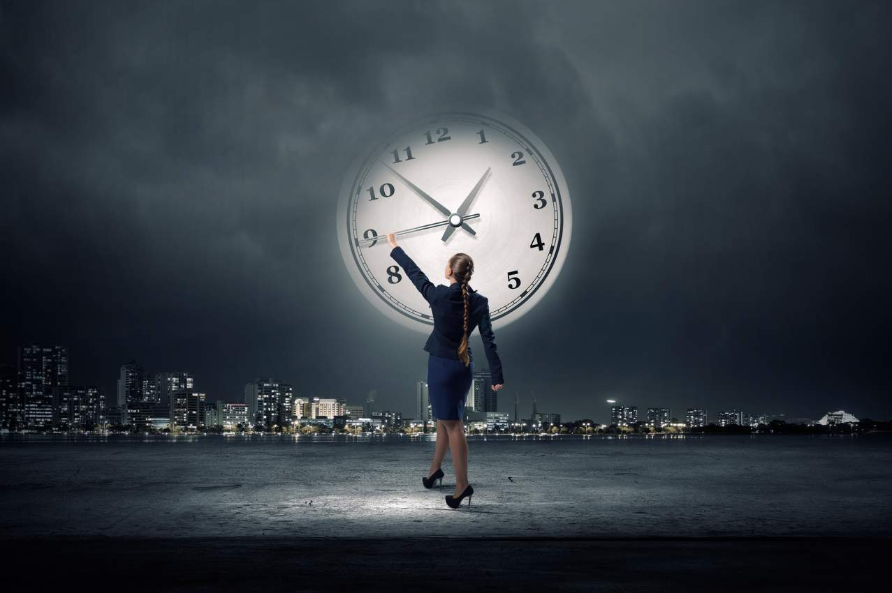 O trabalho do futuro começa quando?