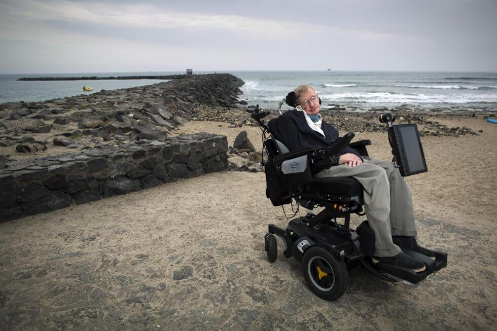 Revelada a última teoria de Stephen Hawking